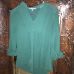 Brenson Ivy Green Top